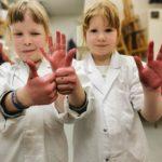 Luovasti tieteen ja taiteen yhteiseloa
